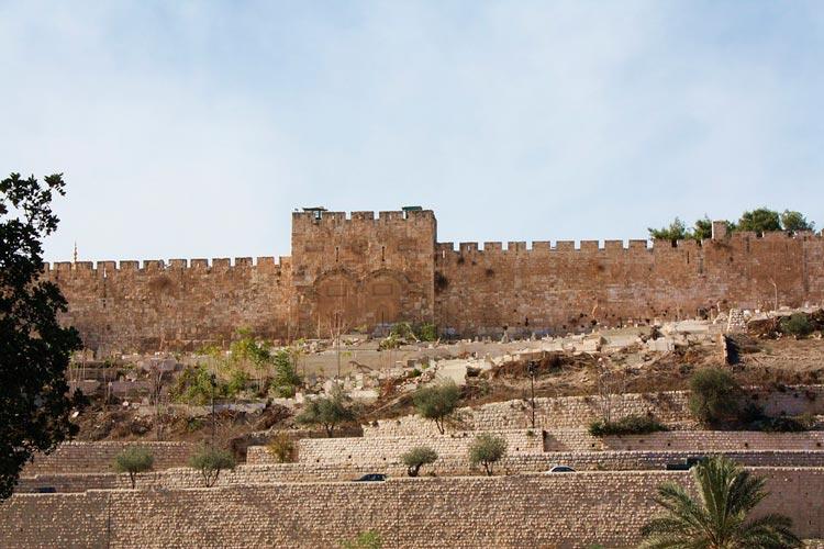 Puerta Dorada Jerusalen Israel - Ocho puertas de acceso que narran la historia de la milenaria Jerusalén