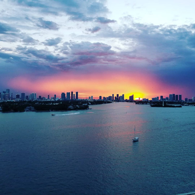 US South Beach Miami credit tylerdurton playas instagram - Las 10 playas más populares del mundo en Instagram