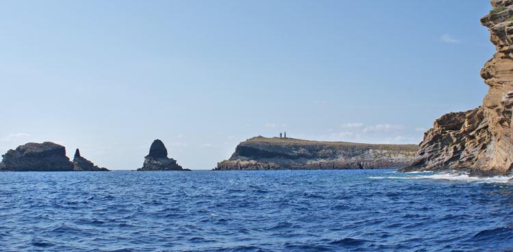 05 Islas Columbretes Castellon de la Plana España - ISLAS COLUMBRETES, LA JOYA NATURAL MARINA DE CASTELLÓN DE LA PLANA