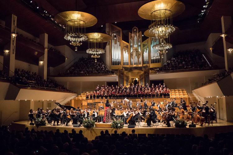 Auditorio Nacional de Música de Madrid Madrid OpenComunicacion - Escapada de otoño en Madrid: tiempo para la cultura y la gastronomía