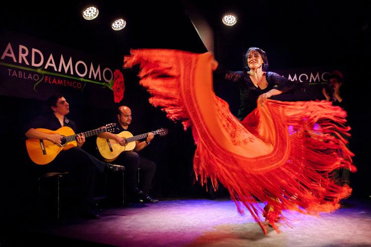 Flamenco Cardamomo PaulaRodriguez 1 1 Madrid OpenComunicacion - Escapada de otoño en Madrid: tiempo para la cultura y la gastronomía