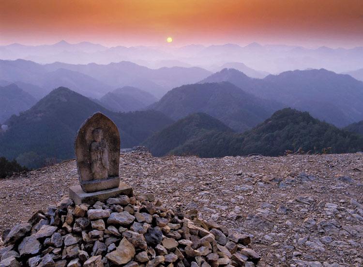 Japón rutas religiosas Kumano Kodo - Las rutas espirituales de Japón