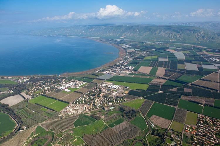 Lago Tiberiades Israel 4 - Lago Tiberiades, mucho más que agua dulce en el lago con tres nombres