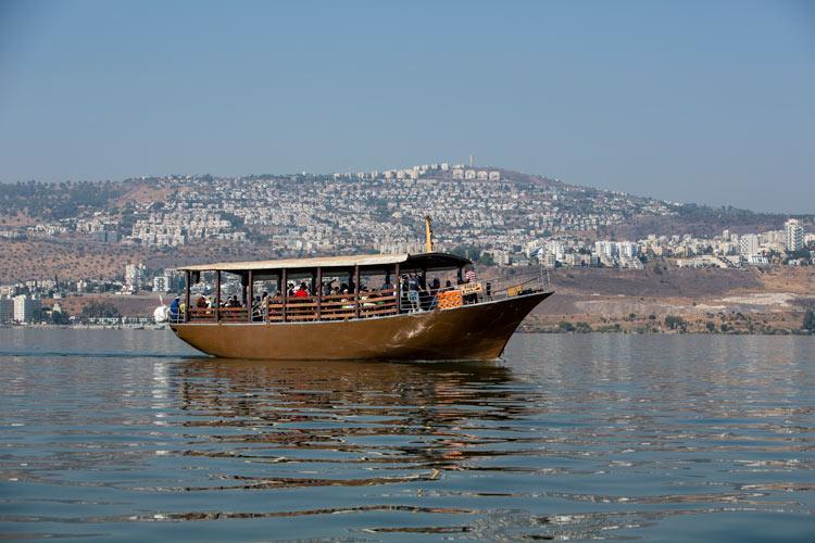 Lago Tiberiades Israel - Lago Tiberiades, mucho más que agua dulce en el lago con tres nombres