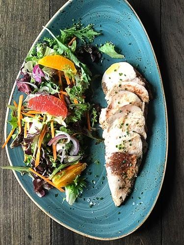 Pechuga de Pollo Mercado de la Reina - Gastronomía para 'volver a los pantalones' tras el verano