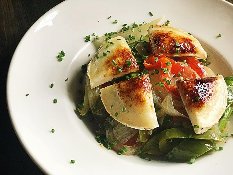 Salteado de Verduras Mercado de la Reina - Gastronomía para 'volver a los pantalones' tras el verano