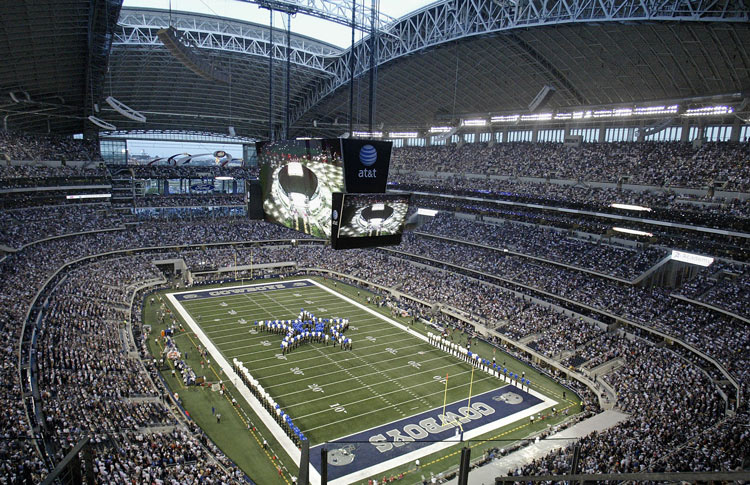Sports   Dallas Cowboys Dallas Texas USA EE.UU  - Dallas, la nueva ciudad más cool de Estados Unidos
