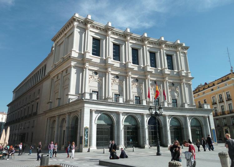 Teatro Real Madrid 09 Madrid OpenComunicacion - Escapada de otoño en Madrid: tiempo para la cultura y la gastronomía