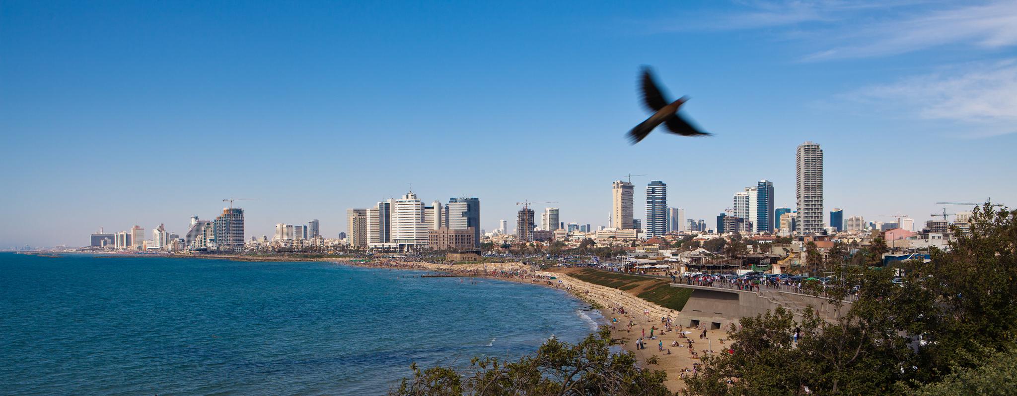 Tel Aviv 1 - Tel Aviv acogerá el próximo Festival de Eurovisión