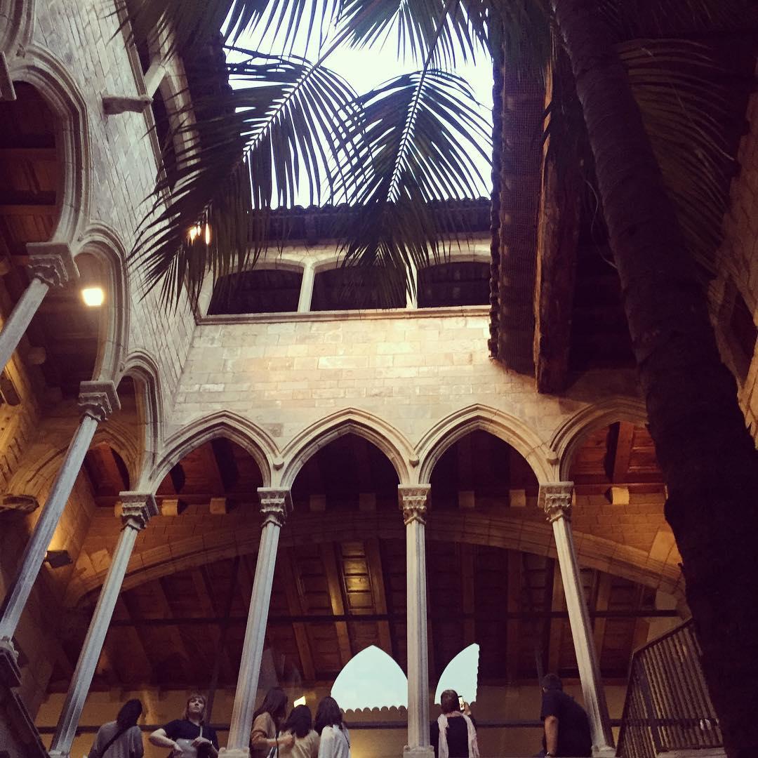 10. Museu Picasso credito @nia bs - Los 10 museos españoles más populares de Instagram Al mal tiempo... ¡Buenos museos!