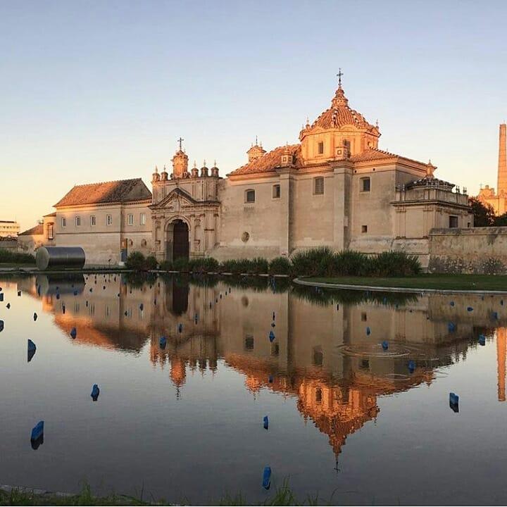7. Centro Andaluz de Arte Contemporáneo credito @ferufab - Los 10 museos españoles más populares de Instagram Al mal tiempo... ¡Buenos museos!