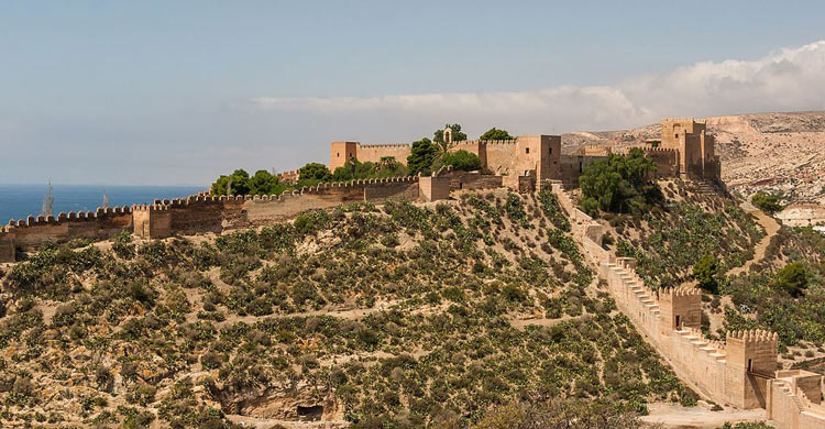 Alcazaba 1 Almeria © Jebulon - Almería, la próxima capital española de la gastronomía en 2019