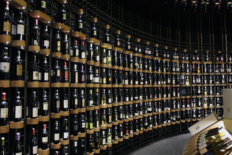 Burdeos Cité du Vin 4. Francia. Open Comunicacion - Una escapada perfecta, del pasado en Burdeos al porvenir en Futuroscope
