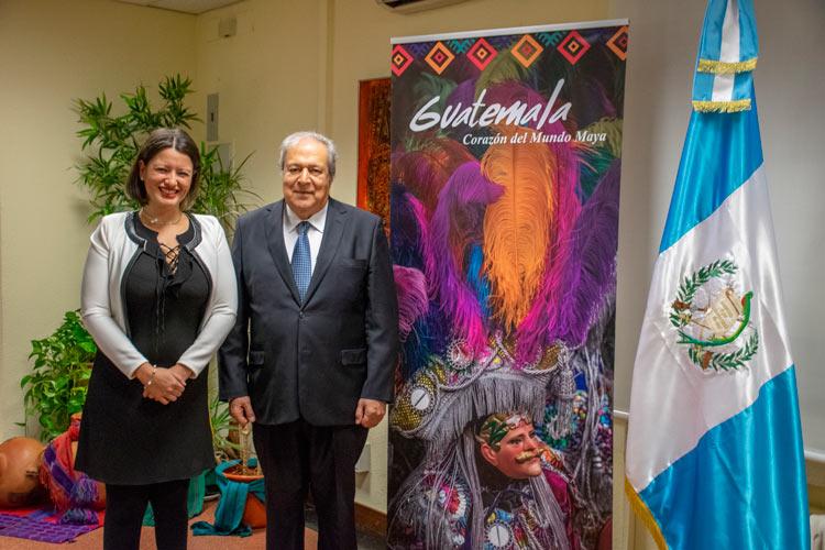 DSC0737 Guatemala en Madrid - Guatemala presenta las novedades de su oferta turística en Madrid