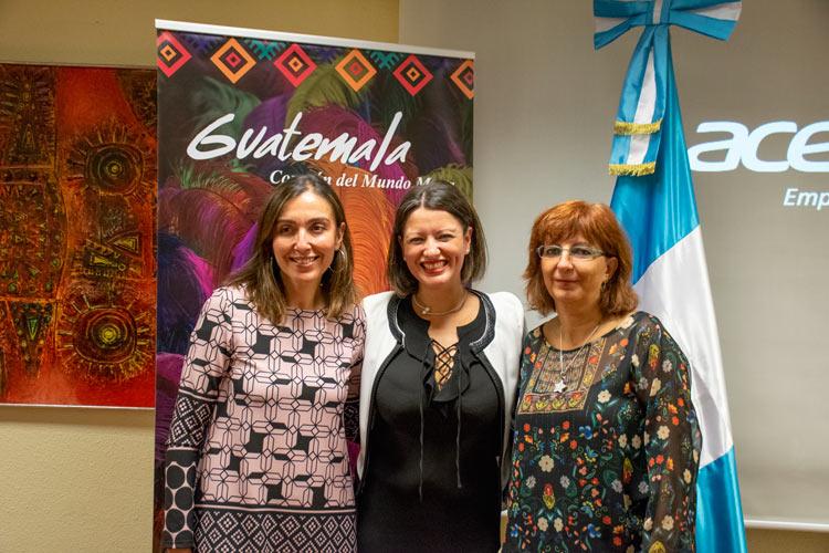 DSC0744 Guatemala en Madrid - Guatemala presenta las novedades de su oferta turística en Madrid