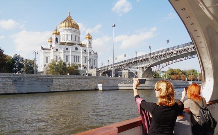 DSC07846. Moscú Rusia © Carmen Cespedosa  OPEN COMUNICACION - La nueva Moscú se muestra orgullosa de arriba abajo