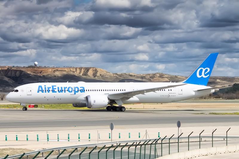 Dreamliner - Air Europa amplía su flota de largo radio a 27 Dreamliners