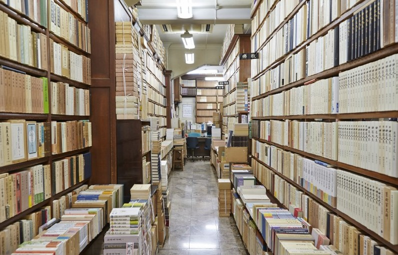 """Jinbocho Furuhongai 4 - Jinbo-cho, el """"paraíso"""" tokiota para los amantes de la lectura"""