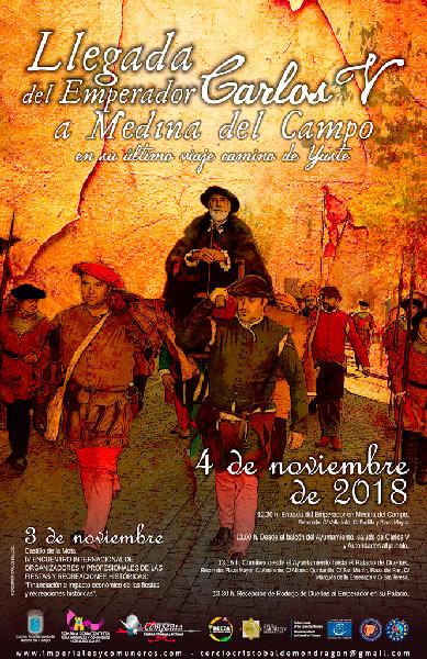 Una nueva recreacion historica llega a Medina del Campo01 - Una nueva recreación histórica llega a Medina del Campo