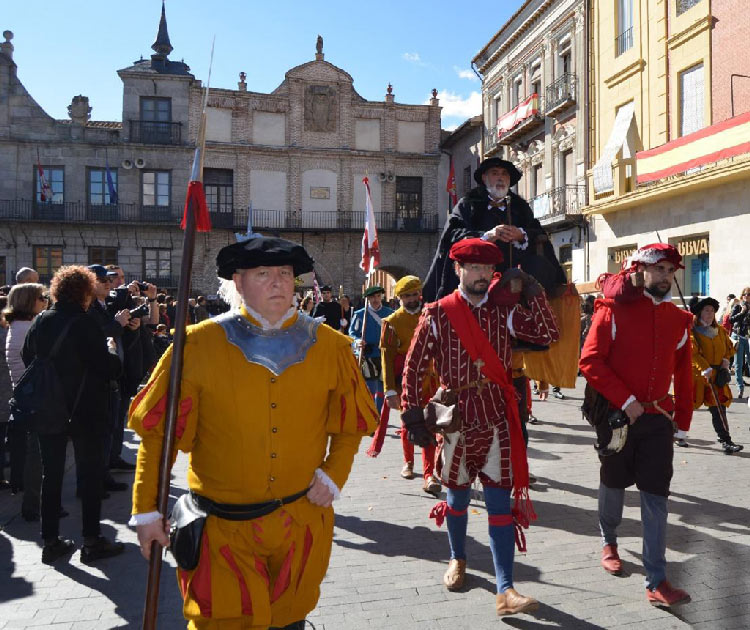 Una nueva recreacion historica llega a Medina del Campo02 - Una nueva recreación histórica llega a Medina del Campo