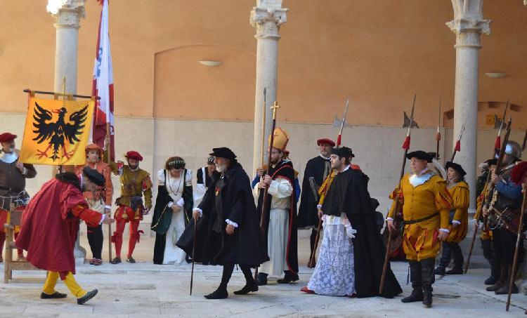 Una nueva recreacion historica llega a Medina del Campo03 - Una nueva recreación histórica llega a Medina del Campo