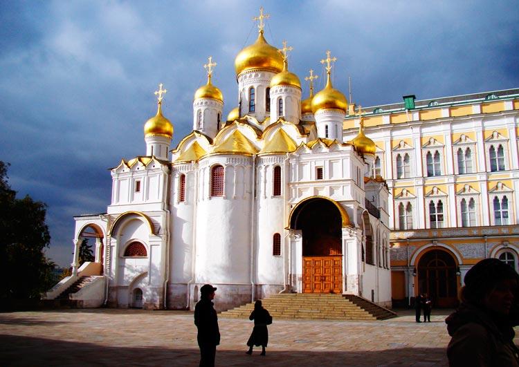 cathedral of the annunciation 177848. Moscú Rusia © Carmen Cespedosa  OPEN COMUNICACION - La nueva Moscú se muestra orgullosa de arriba abajo