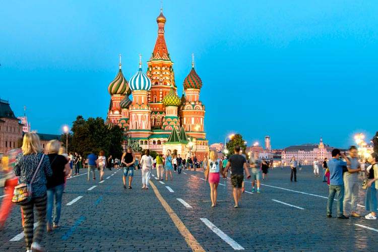 moscow 1556561. Moscú Rusia © Carmen Cespedosa  OPEN COMUNICACION - La nueva Moscú se muestra orgullosa de arriba abajo