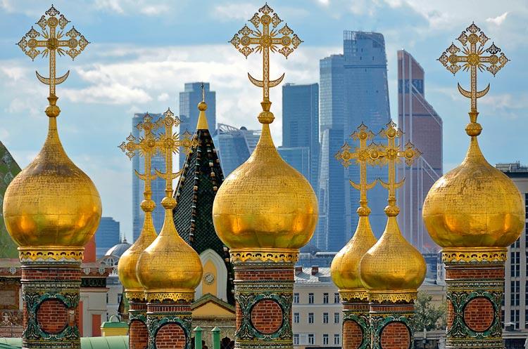 russia 3089967. Moscú Rusia © Carmen Cespedosa  OPEN COMUNICACION - La nueva Moscú se muestra orgullosa de arriba abajo
