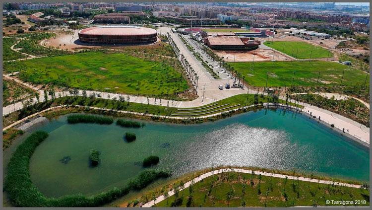 01 Anillo Mediterráneo. Tarragona - Tarragona pone en valor el Anillo Mediterráneo en su Media Maratón