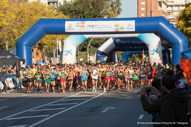 03 Media Maratón Tarragona - Tarragona pone en valor el Anillo Mediterráneo en su Media Maratón
