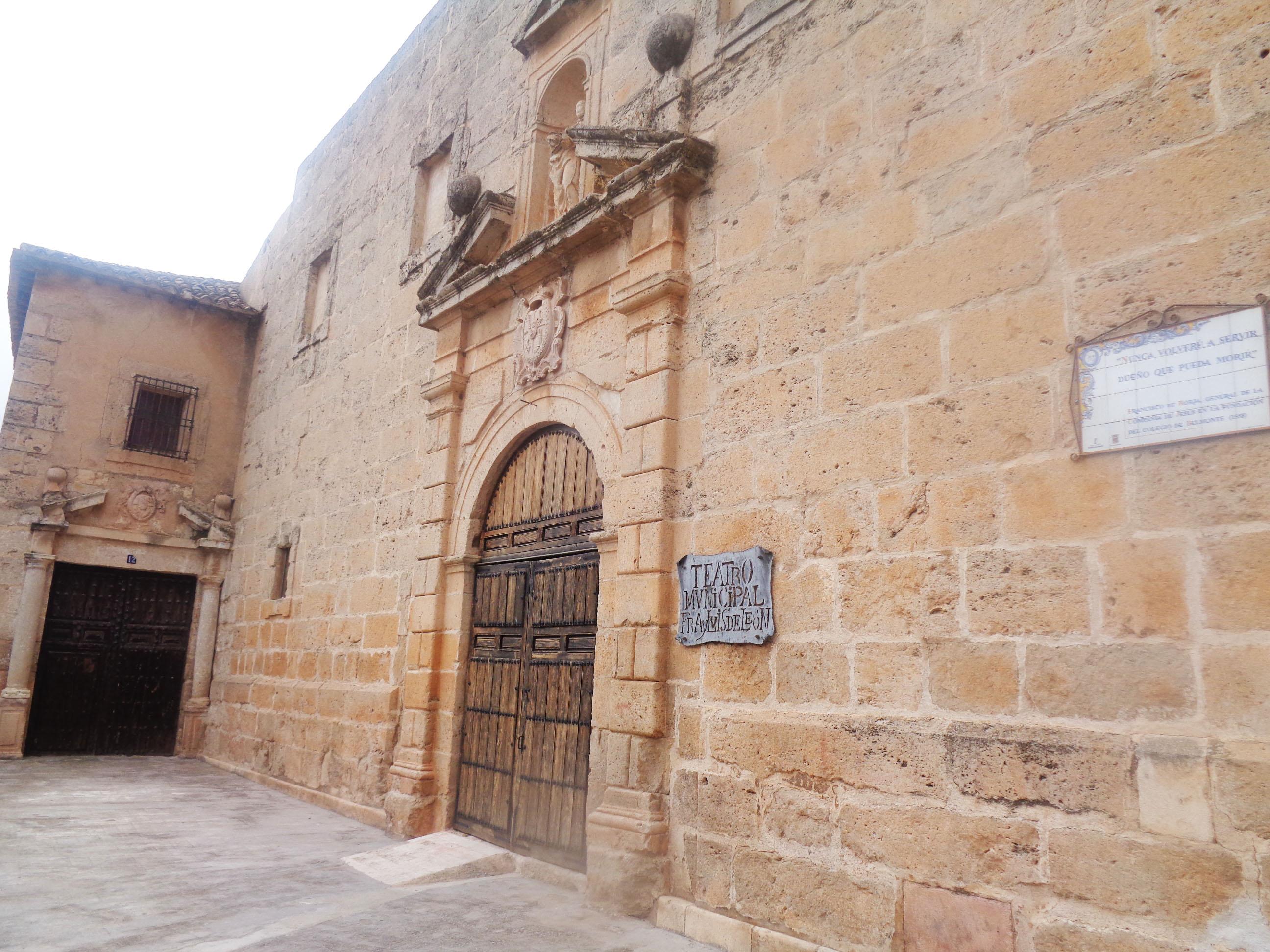 DSC08244 - Belmonte: de Fray Luis de León a Eugenia de Montijo, pasando por Charlton Heston y Sofía Loren