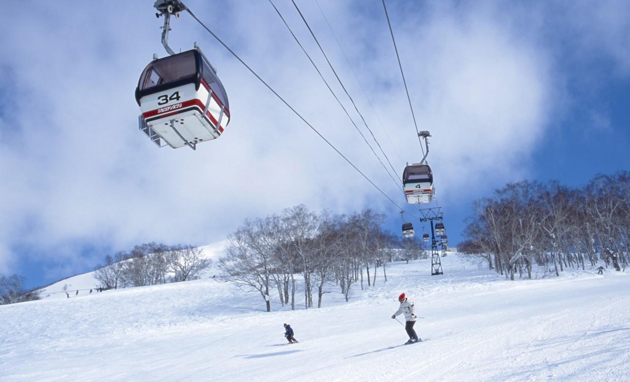 Niseko Hokkaido ©JNTO 2 - Japón inicia su temporada de esquí