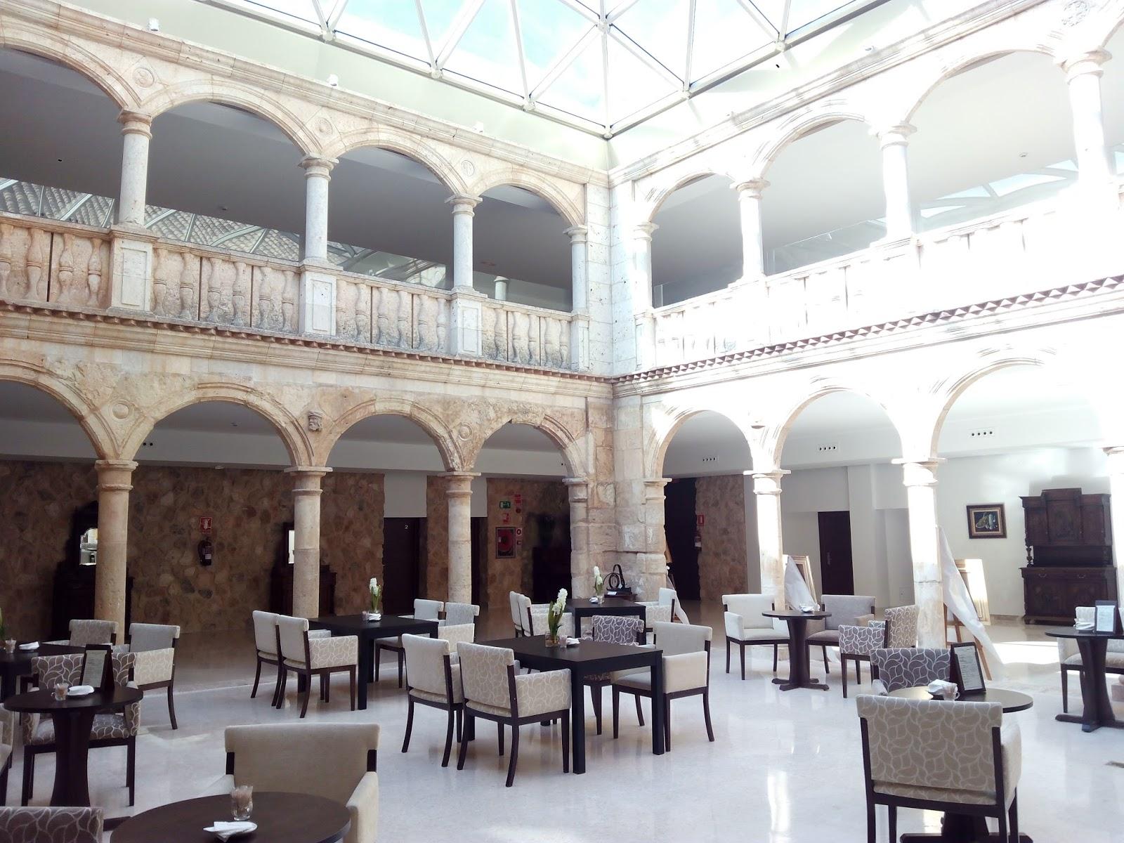 PALACIO DE JUN MANUEL - Belmonte: de Fray Luis de León a Eugenia de Montijo, pasando por Charlton Heston y Sofía Loren