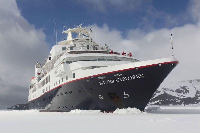 artic 2 - Silversea descubre la auténtica belleza de las dos regiones polares con viajes de expedición extraordinarios.