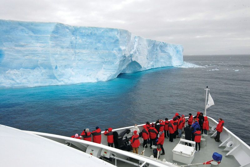 artic 3 - Silversea descubre la auténtica belleza de las dos regiones polares con viajes de expedición extraordinarios.