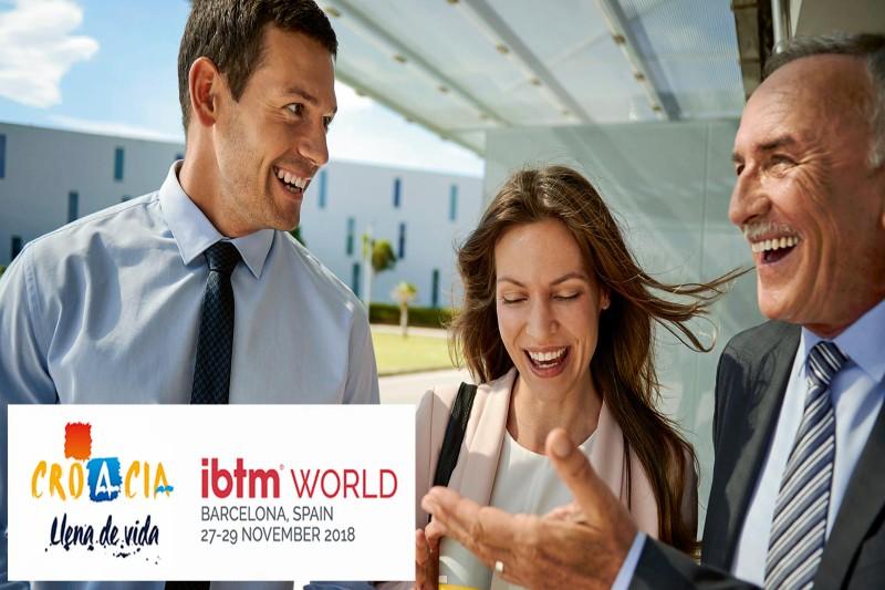 croacia - Turismo MICE de Croacia en IBTM World Barcelona