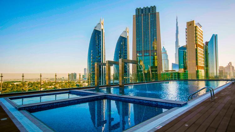 1. Gevora Hotel 10 Hoteles singulares del mundo hotelscan opencomunicacion - Los hoteles más singulares del mundo