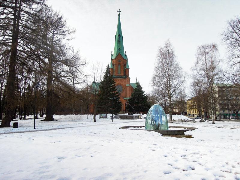 1 Helsinki 5 credito Flickr jacobhaddon - Un viaje de blanco y nieve por Europa