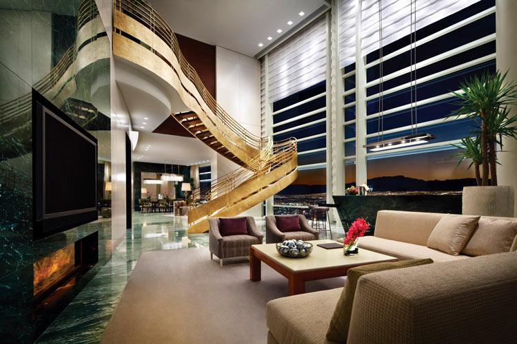 2. MGM Grand Hotel Skylofts 2 Hoteles singulares del mundo hotelscan opencomunicacion - Los hoteles más singulares del mundo