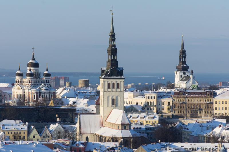 3 Tallin 6 credito Flickr GuillaumeSpeurt - Un viaje de blanco y nieve por Europa