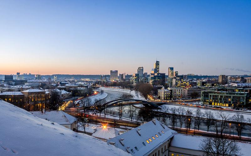 4 Vilnius credito Flickr MantasVolungevicius - Un viaje de blanco y nieve por Europa