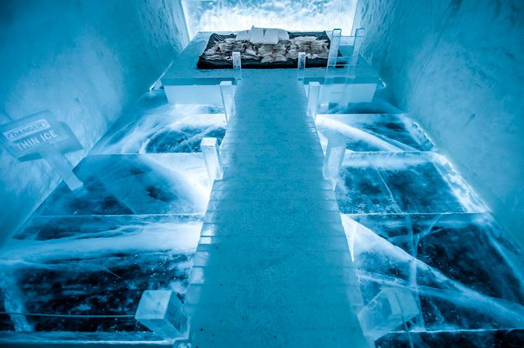 6. Ice Hotel 2 Hoteles singulares del mundo hotelscan opencomunicacion - Los hoteles más singulares del mundo