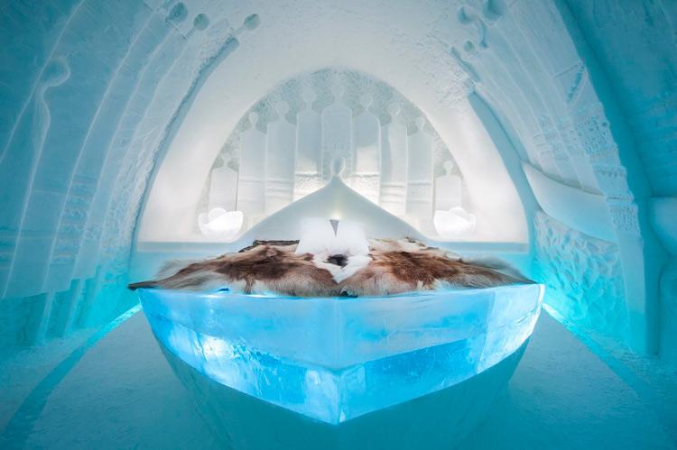 6. Ice Hotel 3 Hoteles singulares del mundo hotelscan opencomunicacion - Los hoteles más singulares del mundo