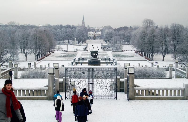 6 Oslo 5 credito Flickr Elin - Un viaje de blanco y nieve por Europa
