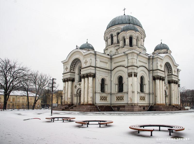 8 Kaunas 4 credito Flickr GuillaumeSpeurt - Un viaje de blanco y nieve por Europa
