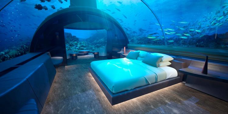 9. Hotel Conrad Maldives Rangali Island 1 Hoteles singulares del mundo hotelscan opencomunicacion - Los hoteles más singulares del mundo