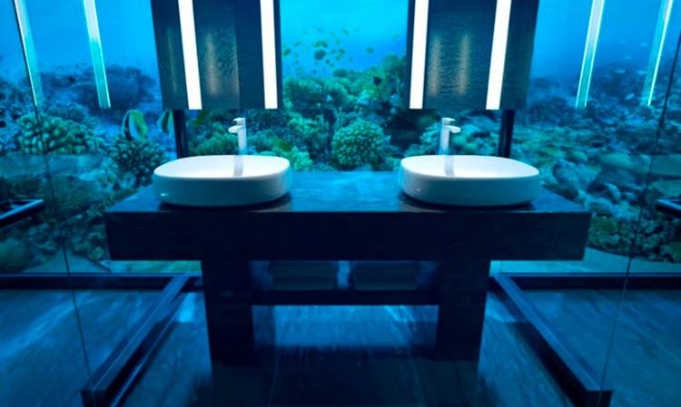9. Hotel Conrad Maldives Rangali Island 3 Hoteles singulares del mundo hotelscan opencomunicacion - Los hoteles más singulares del mundo