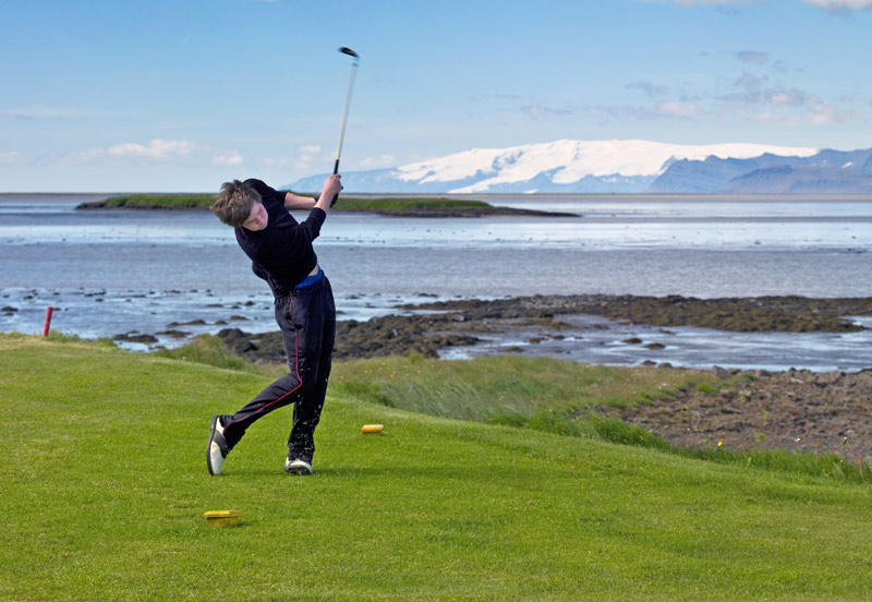 Islandia Estee golf en Höfn en Hornafjörõur - Islandia, wellness y gastronomía en FITUR 2019