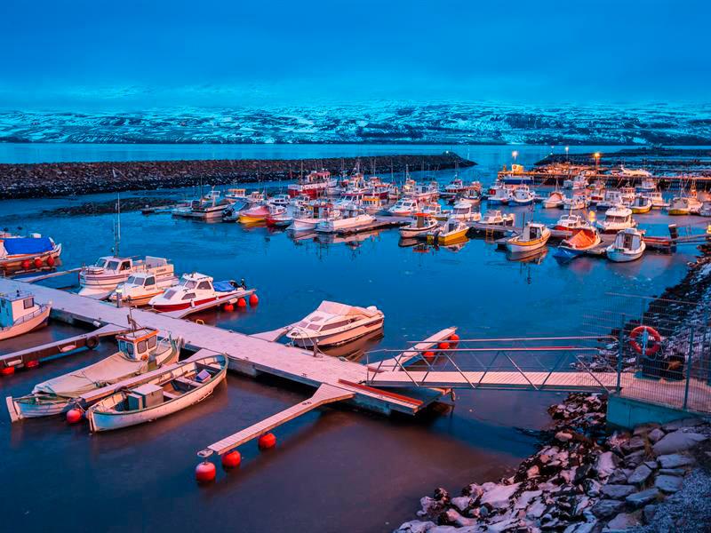 Islandia Norte Barcos en Akureyri - Islandia, wellness y gastronomía en FITUR 2019