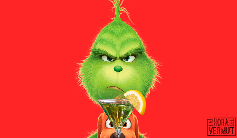 la hora del vermut grinch santa claus - Llega la Navidad y... ¿eres más de Grinch o de Papá Noel?